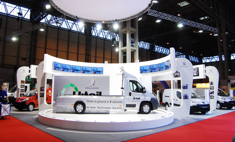 The Commercial Vehicle Show 2010 at the NEC