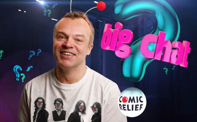 Graham Norton's Big Chat for Comic Relief 2013