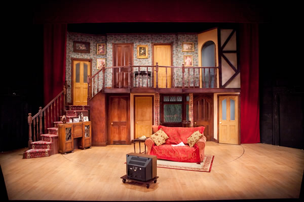 Noises Off at The Wolsey Theatre