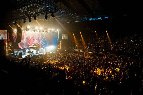 Orange RockCorps Concerts