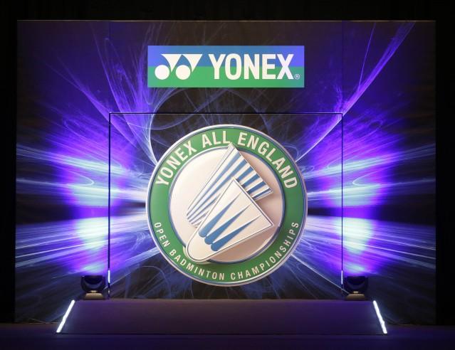 All England Badminton Championship – Birmingham NIA