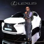 Will.i.am Lexus NX