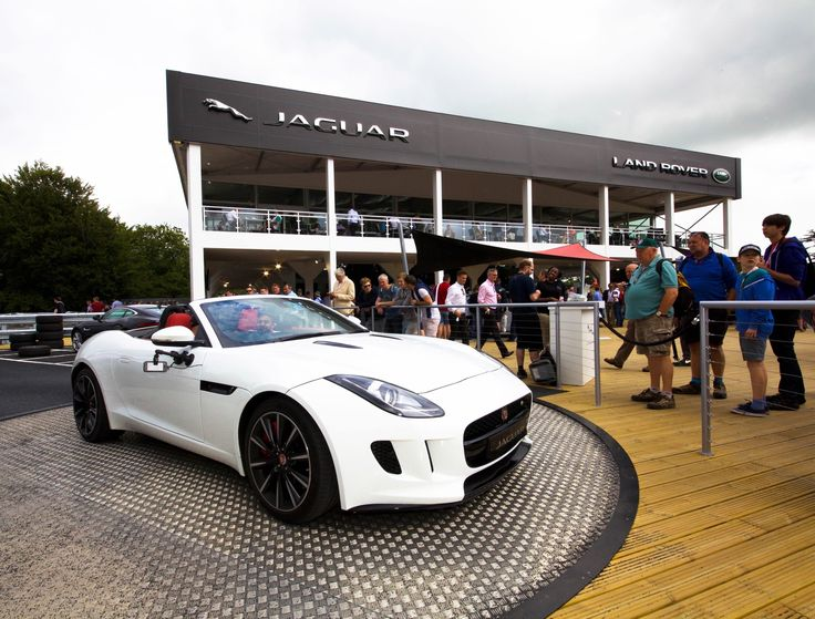 JLR Goodwood 2016