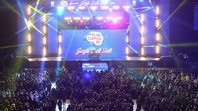 Capital's Jingle Bell Ball 2016