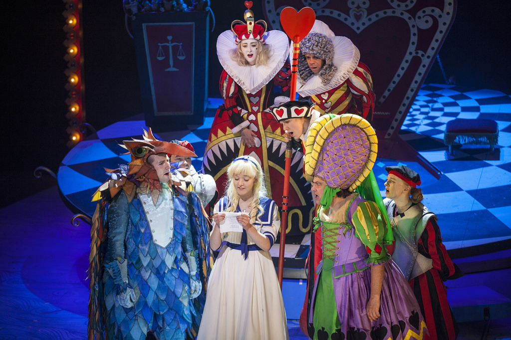 Alice's Adventures in Wonderland, Royal Lyceum Theatre, Edinburgh