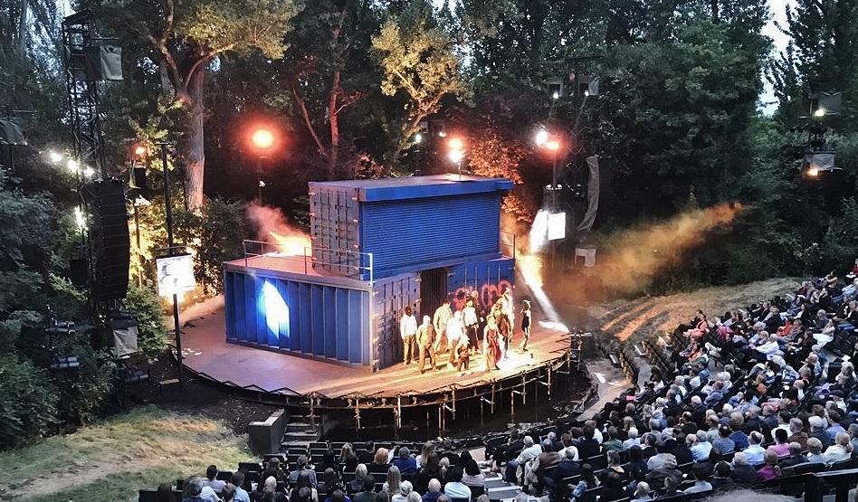 Oliver Twist at Regents Park Open Air Theatre