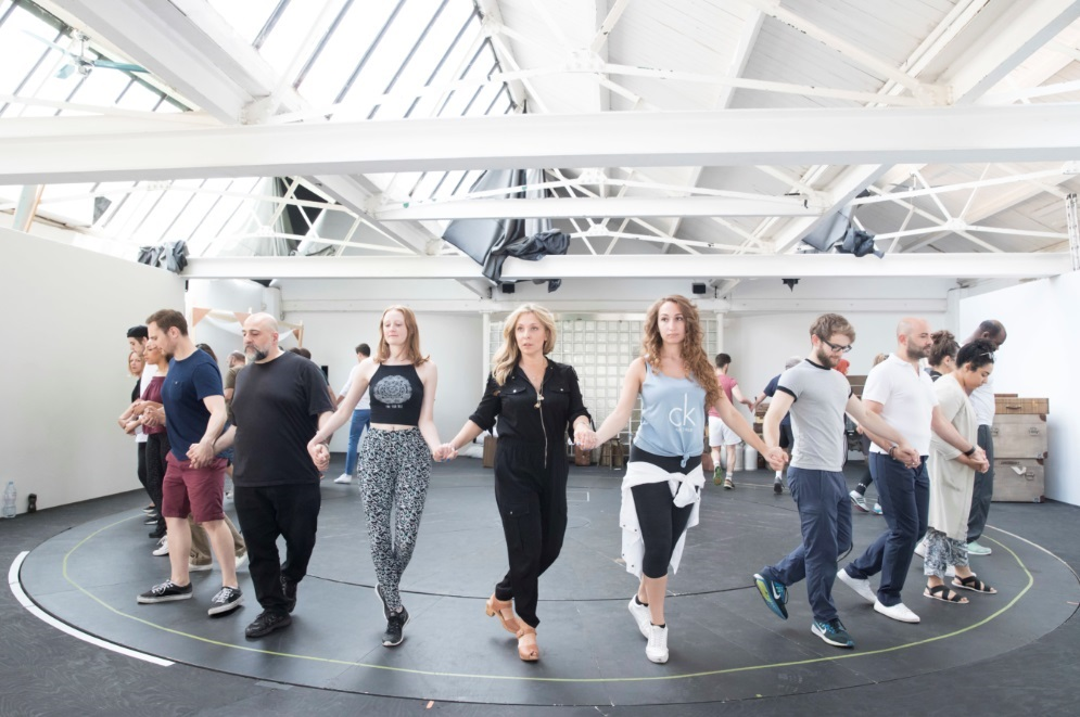 5.5m - 8.5m double - Chichester Festival Theatre Rehearsals - Jun 17 1
