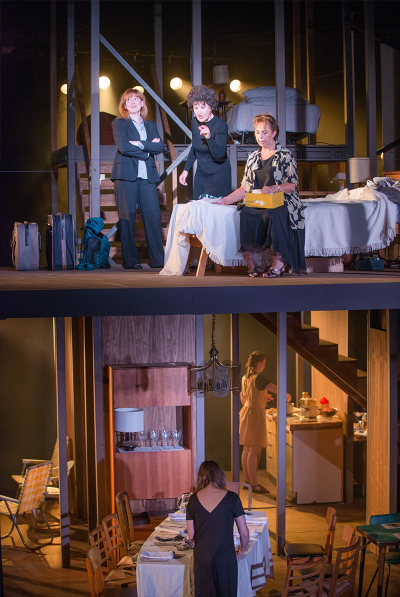 August: Osage County at Dundee Rep