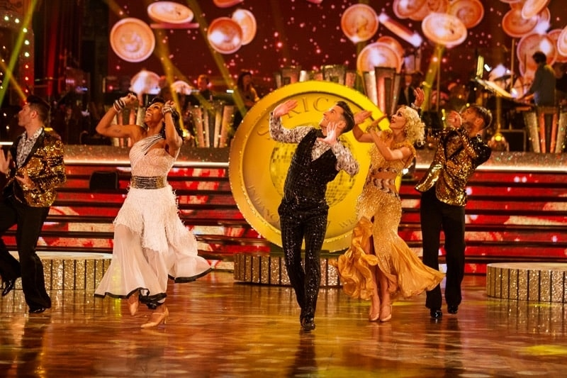 BBC's Strictly Come Dancing 2017