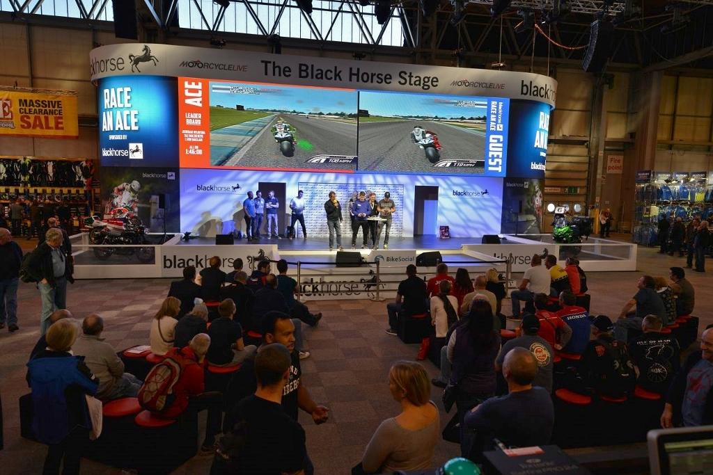 4m Blackhorse Stage - Motorcyle Live 2017