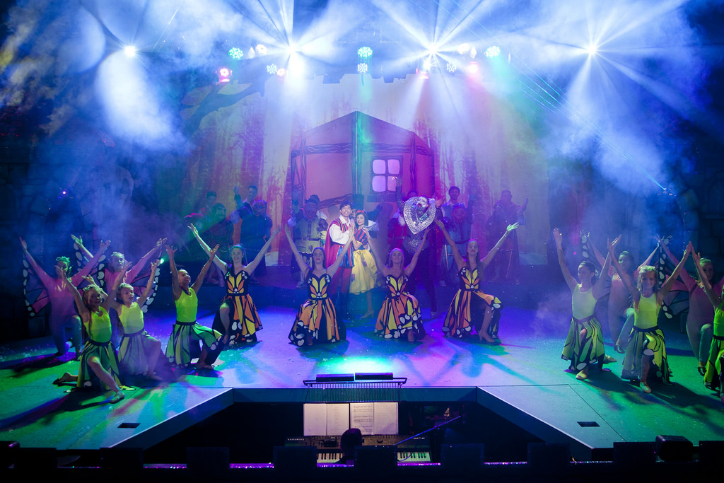 Snow White & The Seven Dwarfs, The Stag Theatre, Sevenoaks