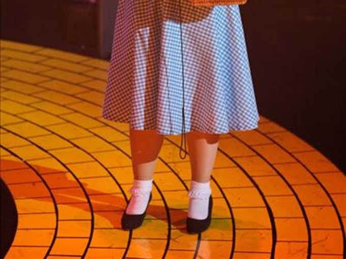 The Wizard of Oz at The Gaiety Theatre