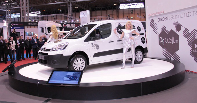 Citroen Berlingo CV show 2013