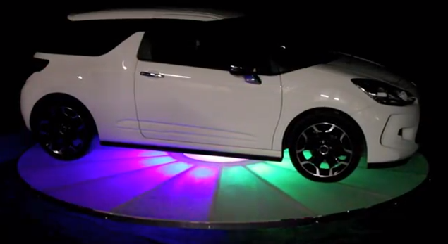 Citroen DS3 Launch