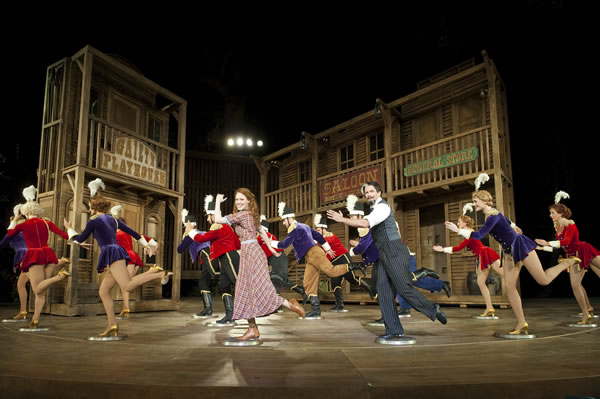 Crazy for You Regents Park Open Air Theatre