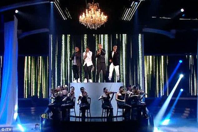 JLS On X Factor