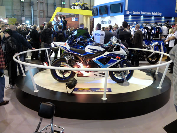 Suzuki At The NEC