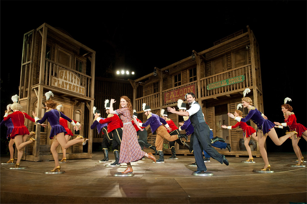 Crazy for You at Regents Park