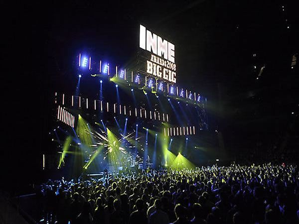 Inme Awards Stage