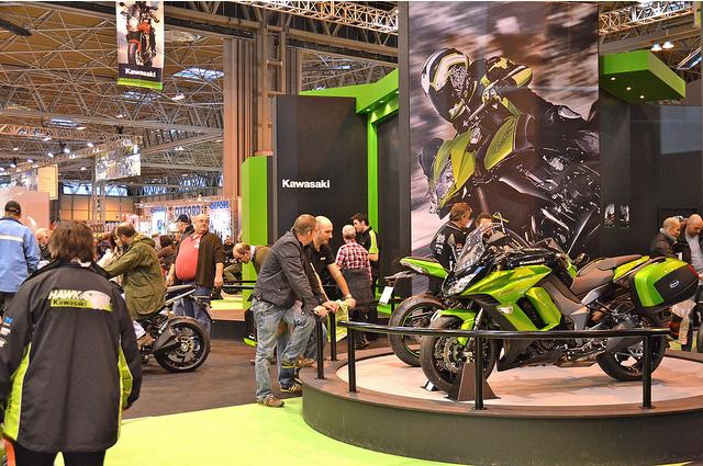 The Motorcycle Show 2010 at the NEC