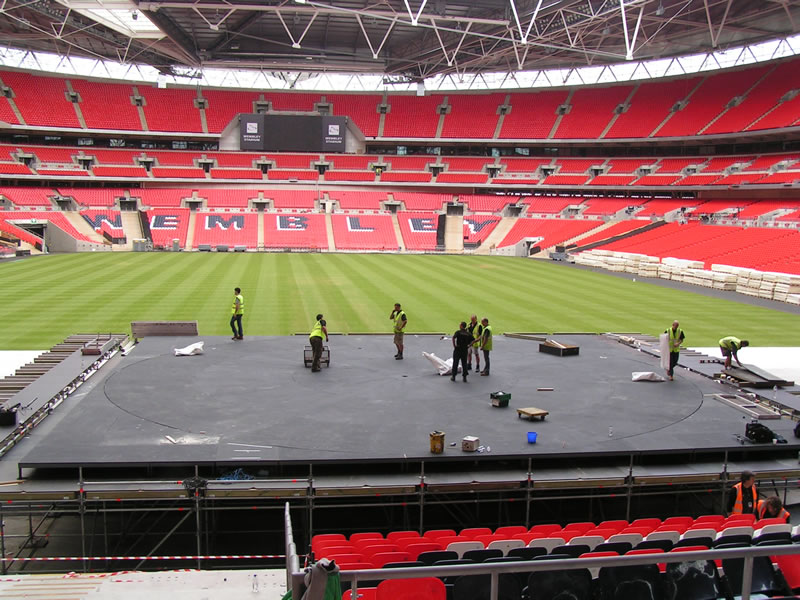 Live Earth at Wembley