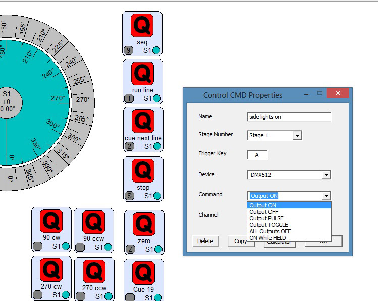 Resolvesolve Encoder Software Screenshot