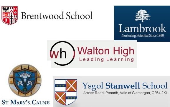 Amateur Groups And Schools We Work With