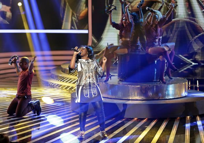 Stage Hire For The X Factor 2013 Week 6