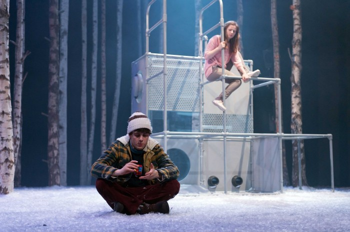 Stage Hire For Let The Right One In Royal Court Theatre Sloane Square