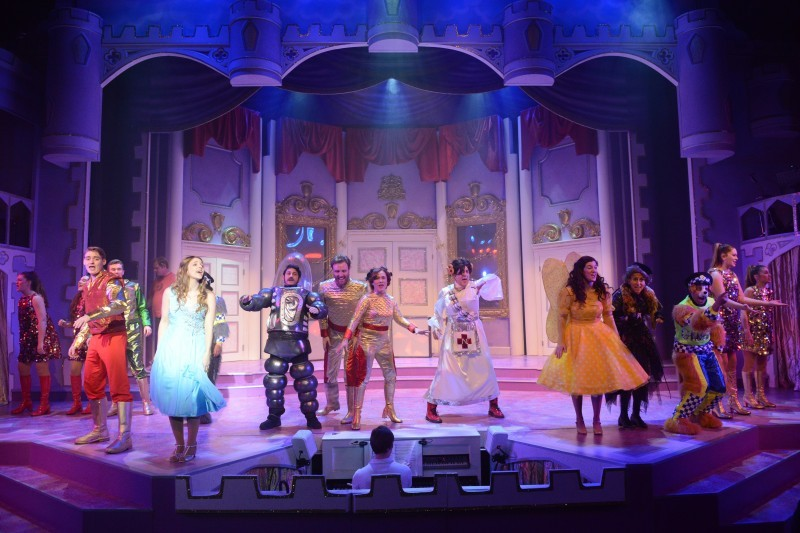 Sleeping Beauty Mercury Theatre Colchester