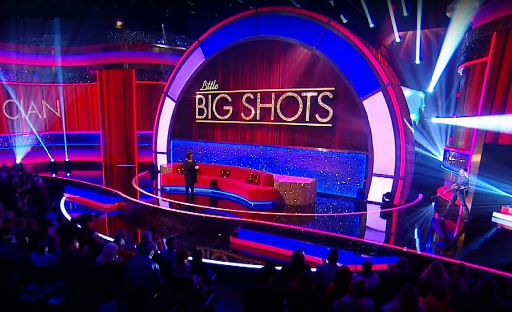 Little Big Shots with Dawn French, ITV