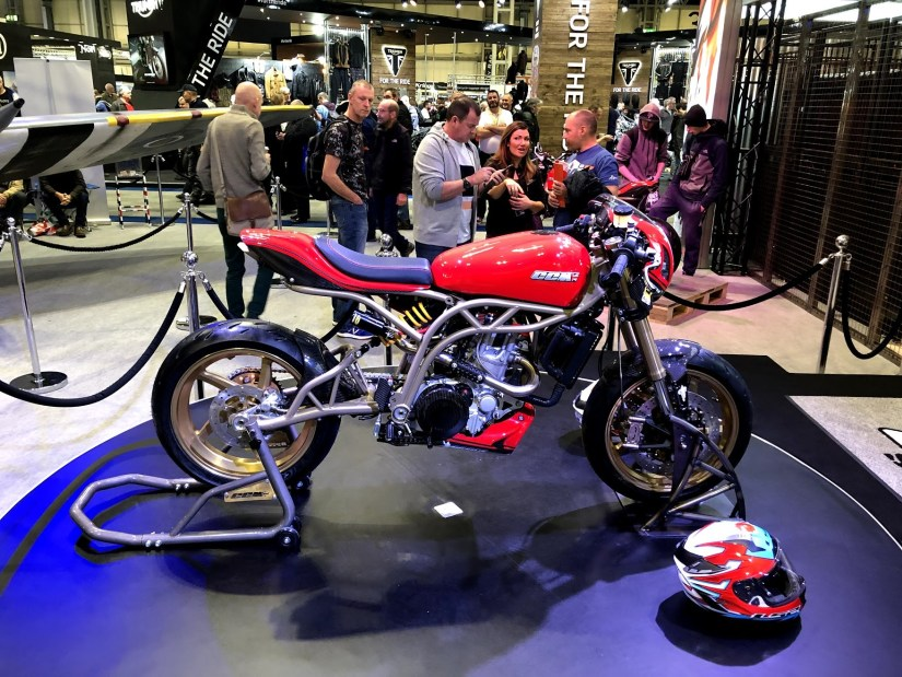 3m Motorcycle Live 2018 3