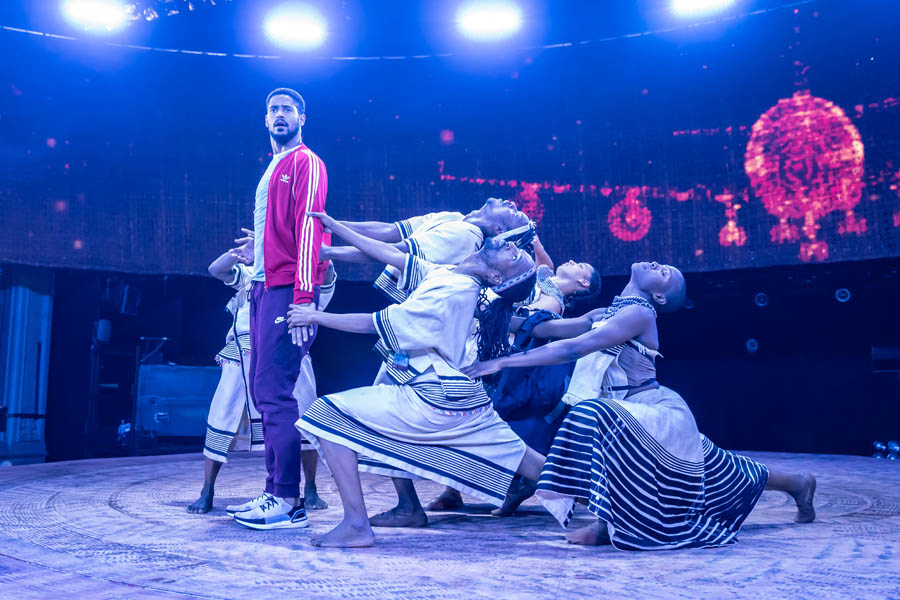 Idris Elba and Kwame Kwei-Armah's electrifying new blend of drama, music and dance follows one man's journey into the heart and soul of contemporary South Afric