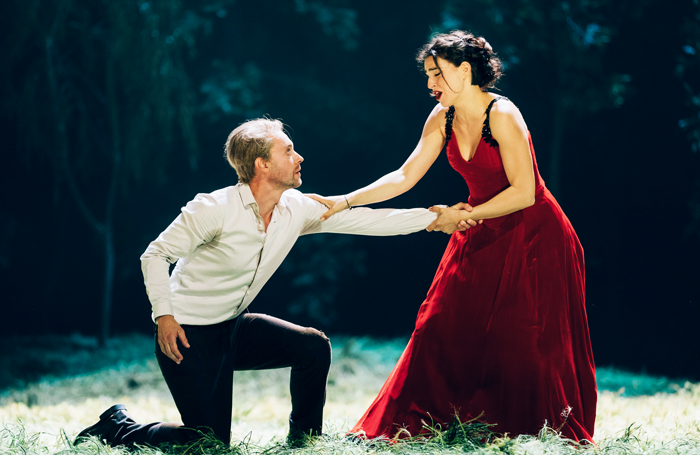 Eugene Onegin, Edinburgh Festival Theatre