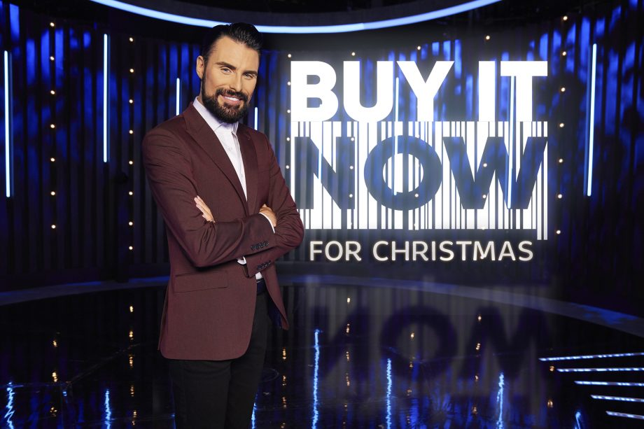 Buy It Now For Christmas – Channel 4