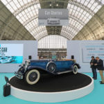 5m Revolving stage - Classic Car Show 20 - Car Stories Stand 1